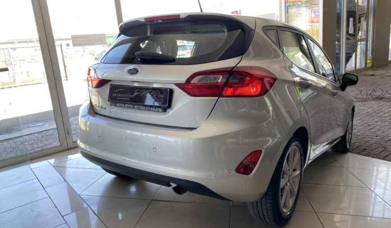 2019 Ford Fiesta 1.0 ecoboost Trend A/t full