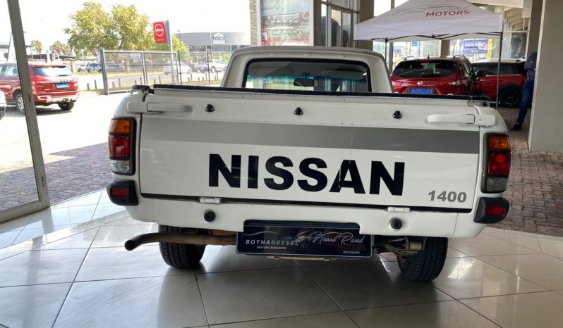 2006 Nissan 1400 Bakkie Std 5-Speed (408) full