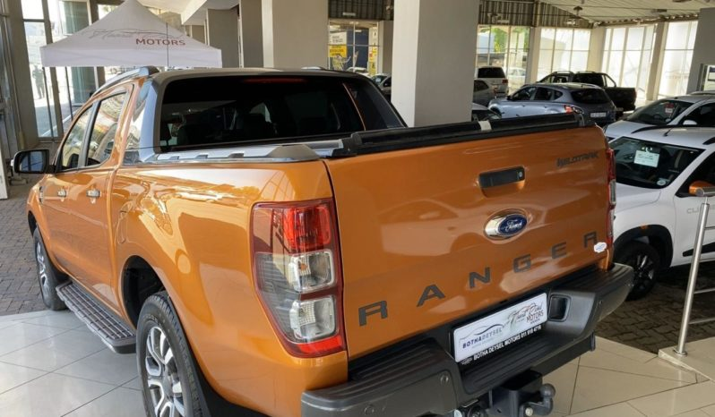 2018 Ford Ranger 3.2TDCi WildTrak Double Cab Auto full