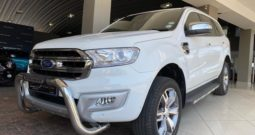 2017 Ford Everest 3.2 LTD 4X4 Auto