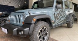 2013 Jeep Wrangler Rubicon Unlimited 10th Anniversary 3.6l V6 Auto