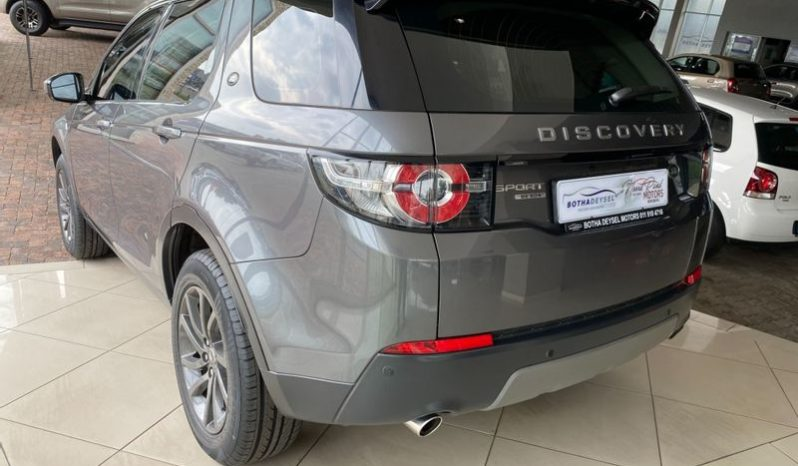 2016 Land Rover Discovery Sport Sport 2.2 SD4 SE full