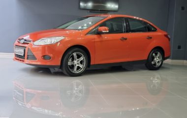 2012 Ford Focus 1.6 Ti VCT Ambiente