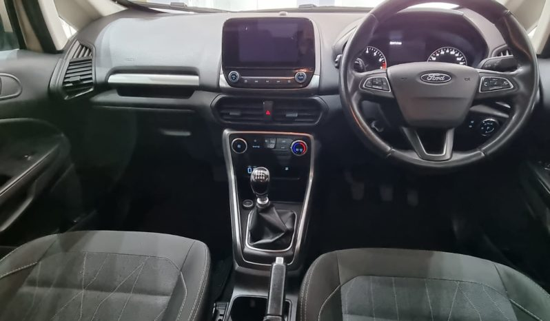 2018 Ford EcoSport 1.0 EcoBoost Trend full